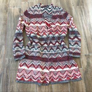Urban Outfitters Hannah long sweater cardigan